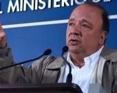 Luis Carlos Villegas, ministro de Defensa.