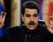 Nicolás Maduro, presidente de Venezuela. Foto: Federico Parra / AFP