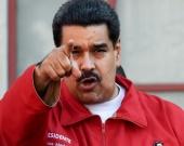 El presidente venezolano Nicolás Maduro. Foto: Juan Barreto/AFP