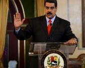 El presidente Nicolás Maduro. Foto: AFP