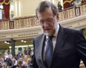 Mariano Rajoy, presidente del Gobierno español. Foto: AFP