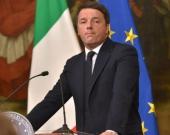 El primer ministro italiano, Matteo Renzi. Foto Agencia AFP