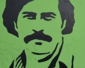 Pablo Escobar. Foto: AFP