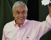 Sebastián Piñera. Foto: AFP
