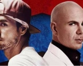 Enrique Iglesias y Pitbull. Foto: @pitbull