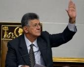 El opositor Henry Ramos Allup. Foto: AFP