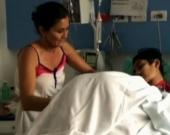 Daniel José permanece hospitalizado.