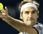 Roger Federer, tenista suizo. Foto: EFE