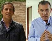 Rafael Nieto Loaiza y Roy Barreras. Foto: Noticias RCN.