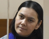 Gulchejra Bobokulova, confesa asesina. Foto: AFP