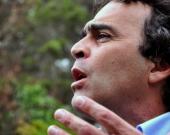 Sergio Fajardo, exgobernador de Antioquia. Foto: AFP.