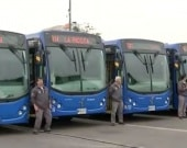 Buses del Sitp.