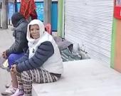 Personas desalojadas en Suba.