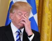 Donald Trump, presidente estadounidense. Foto: AFP.