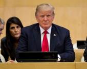 Donald Trump, presidente de EE.UU. Foto:Brendan Smialowski / AFP