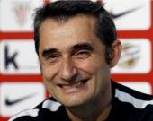 Ernesto Valverde, el nuevo DT del Barça. Foto: EFE