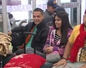 La situación es dramática, al día las autoridades calculan que sólo a la Terminal de Transportes de Bogotá llegan 100 venezolanos.. Foto: NoticiasRCN