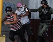 Disturbios en Venezuela. Foto: Juan Barreto/AFP