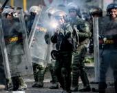 Las elecciones a la Constituyente llegan en medio de numerosos actos de desobediencia civil. Foto: Federico Parra/AFP