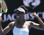 Venus Williams, tenista estadounidense. Foto: EFE