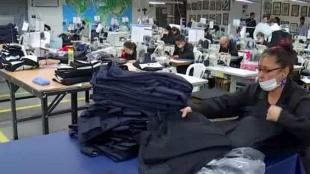 Empresa colombiana hace prendas blindadas y las exporta a 33 países