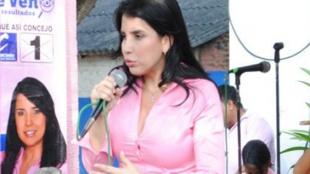 Aida Merlano. Foto: Facebook
