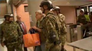 """FOTO: Alias """"Tista"""" fue capturado en Bogotá por reclutamiento de menores/ Archivo NoticiasRCN.com"""