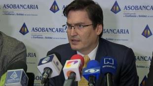 Santiago Castro, presidente de Asobancaria. Foto: NoticiasRCN.com