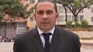 Francisco Bernate.