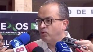 Procurador General de la Nación, Fernando Carrillo. Foto: Archivo NoticiasRCN.com