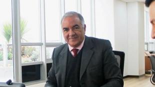 Edgardo Maya Villazón, contralor general. Foto: Oficial