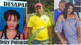 Las cuatro personas desaparecidas este año en La Guajira. Foto: NoticiasRCN.com