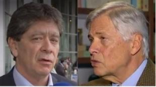 Bruce Mac Master y Jorge Humberto Botero se pronunciaron sobre la decisión de la Corte. Foto: NoticiasRCN.com