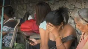 Familiares esperan la liberación de 61 colombianos detenidos en Caracas. Foto: NoticiasRCN.com
