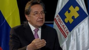 Néstor Humberto Martínez, fiscal general de la Nación. Foto: NoticiasRCN.com