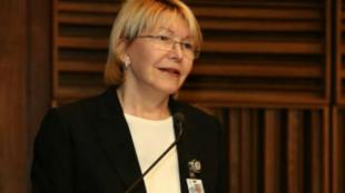 Luisa Ortega fue destituida por el chavismo el pasado 5 de agosto. Foto: Oficial