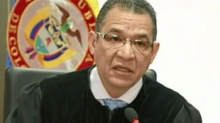 Magistrado Gustavo Malo/ Foto NoticiasRCN.com