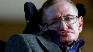 Stephen Hawking. Foto: AFP