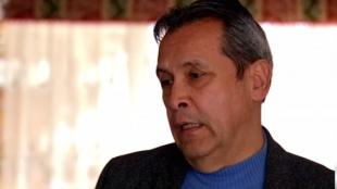 Hernando Sánchez tiene 61 años y espera poder conocer al papa Francisco