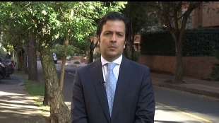 Gilberto Salcedo. Foto: NoticiasRCN.com