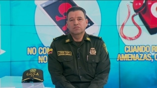 Foto: General Fernando Murillo NoticiasRCN.com
