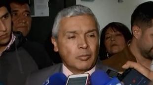 Misael Bautista, secretario del Tribunal Administrativo de Cundinamarca. Foto: NoticiasRCN.com