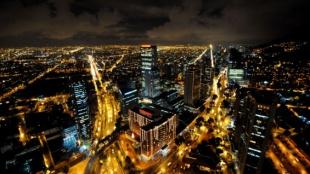 Bogotá. Foto: AFP