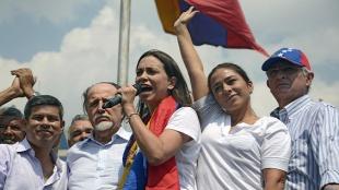 Video: @MariaCorinaYA / NoticiasRCN.com