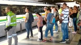 Metro de Medellín. Foto: Oficial