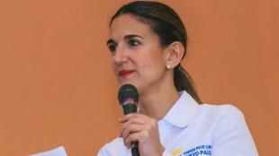 Yaneth Giha, ministra de Educación. Foto: @Mineducacion