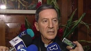 monseñor Rubén Salazar, cardenal primado de Colombia. Foto: NoticiasRCN.com