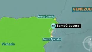 La Armada Nacional y Defensa Civil busca al resto de los naúfragos en el río Orinoco. Foto: NoticiasRCN.com