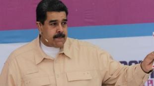 Nicolás Maduro, presidente de Venezuela. Foto: EFE/Prensa Miraflores