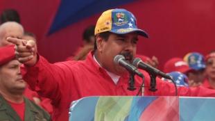 Nicolás Maduro, presidente de Venezuela, Foto: EFE